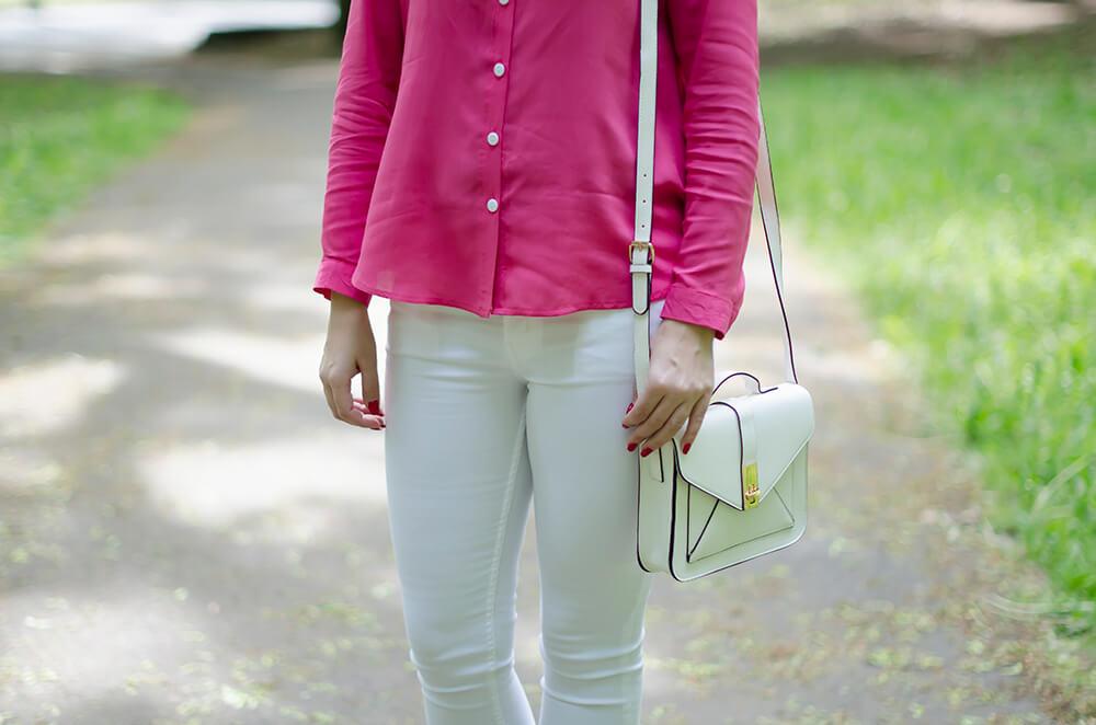stylizacja do plecaka damskiego skórzanego